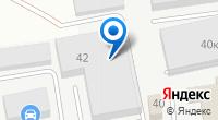Компания Витрум на карте