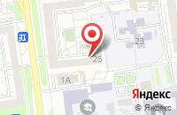 Схема проезда до компании Белгородская оконная компания в Белгороде