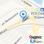 Белгородская Ритуальная Компания на карте Белгорода