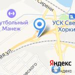 НАИРИ на карте Белгорода