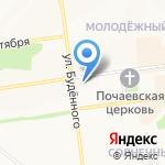 ИглоВеда на карте Белгорода
