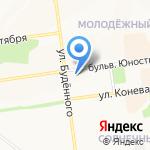 Благострой-С на карте Белгорода