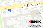 Схема проезда до компании Капитошка в Белгороде