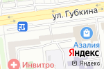 Схема проезда до компании Barbie в Белгороде