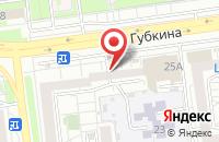 Схема проезда до компании Департамент правовой защиты граждан и организаций в Белгороде
