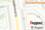 Схема проезда до компании АликА в Белгороде
