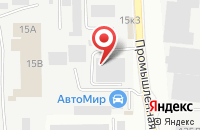 Схема проезда до компании Адвокатский кабинет Кашира А.И. в Белгороде