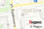 Схема проезда до компании MEGAFLOWERS в Белгороде