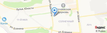 Мастер окон на карте Белгорода