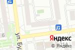 Схема проезда до компании Благострой-С в Белгороде
