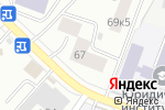 Схема проезда до компании Буфет на Горького в Белгороде