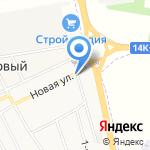 ПРО на карте Белгорода