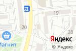Схема проезда до компании Флагман в Белгороде