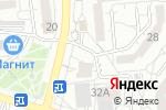 Схема проезда до компании Fresh Vape в Белгороде