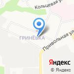Арсенал-Центр на карте Белгорода