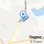 PONY EXPRESS на карте Белгорода