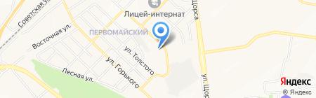 Альянс-Аудит на карте Белгорода