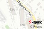 Схема проезда до компании Альянс-Аудит в Белгороде