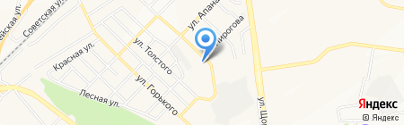 I QUEST CLUB на карте Белгорода