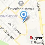 АРХИТЕКТОН на карте Белгорода