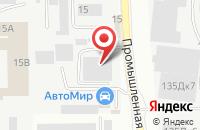Схема проезда до компании Сфера-Плюс в Белгороде