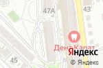 Схема проезда до компании Градусы в Белгороде