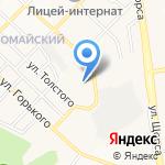Комфорт на карте Белгорода
