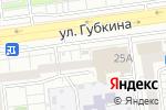 Схема проезда до компании Helix в Белгороде