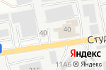 Схема проезда до компании Сибирский Лес Белгород в Белгороде