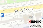 Схема проезда до компании Panna Montana в Белгороде