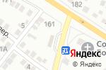 Схема проезда до компании SUNRISE в Белгороде