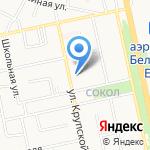 КПРФ на карте Белгорода