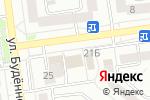 Схема проезда до компании Мир лекарств в Белгороде
