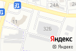 Схема проезда до компании АВТОСПА в Белгороде