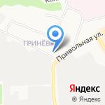 ХУРМА на карте Белгорода