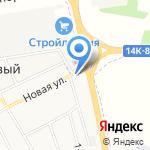 Вторсырьё на карте Белгорода