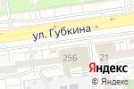 Схема проезда до компании КофеМон в Белгороде