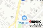 Схема проезда до компании Зенит в Белгороде