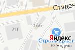 Схема проезда до компании ЭлитКомплект в Белгороде