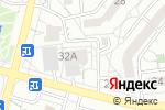 Схема проезда до компании Гласс проект в Белгороде