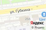 Схема проезда до компании Азалия в Белгороде