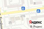 Схема проезда до компании Квартирная галерея в Белгороде