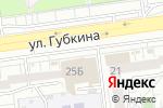 Схема проезда до компании Белорусочка в Белгороде