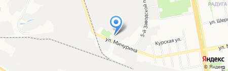 Спецмонтаж-Сервис на карте Белгорода