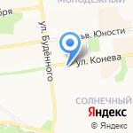 Мебель Класс на карте Белгорода