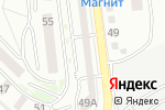 Схема проезда до компании PIXEL в Белгороде