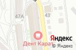 Схема проезда до компании РОССТРОЙПРОЕКТ в Белгороде