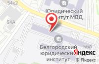 Схема проезда до компании Электротехническая Компания «Электросервис» в Белгороде