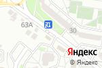 Схема проезда до компании Авто-сова в Белгороде