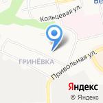 Автопитер на карте Белгорода